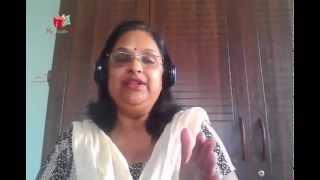 Brief conversation with Ms. Parna Banerjee