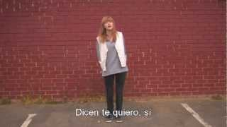 Lucy Rose - Middle of the bed [Subtitulada español]