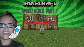 Minecraft Speed Build Part 2 | Second Floor