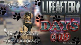 "LifeAfter (Days #09 ""New Finding"", Akhirnya Bisa Perbaiki Senjata + Biar Aman Petnya Ikutan Mungut"