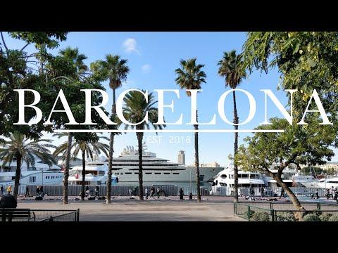My 3 month internship in Barcelona