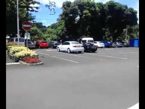 Ferrari in Mauritius