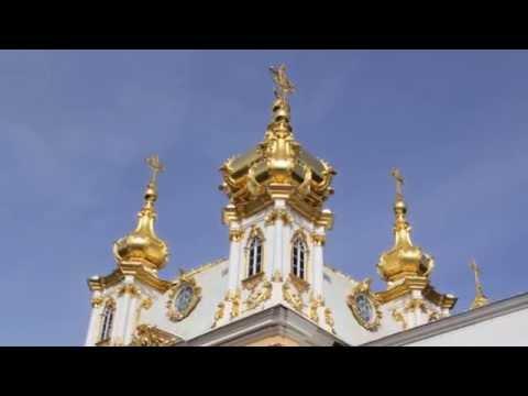 Peterhof Park and Gardens, Saint-Petersburg, Russia