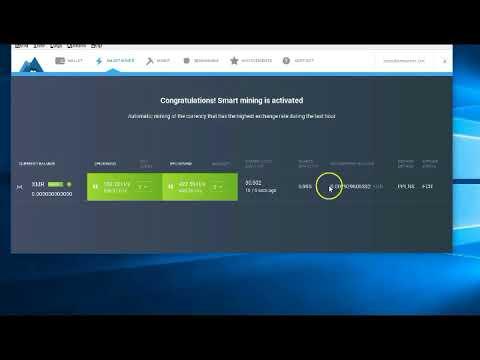 Minergate tutorial 2018 - GPU mining - Withdrawing Funds