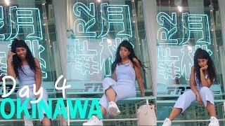 Okinawa| day 4 | No Typhoon can stop us! | JAPAN VLOG#45
