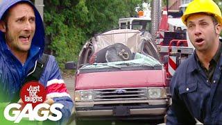 Best of Car Pranks Vol. 8 | Just For Laughs Compilation