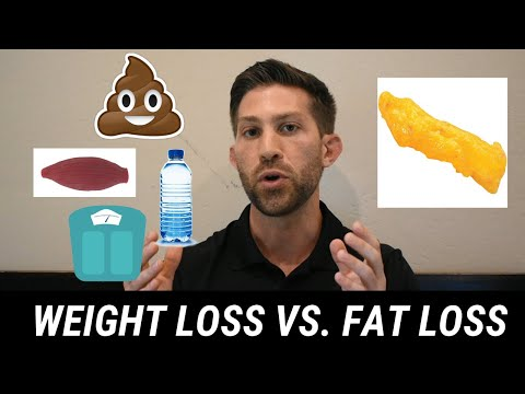 Losing Inches But Not Weight? The Difference Between Fat Loss and Weight Loss