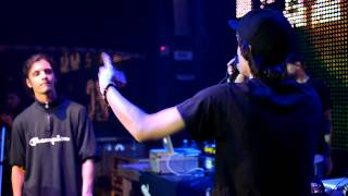 Battle MC: Seb vs Nestor ( prima runda )