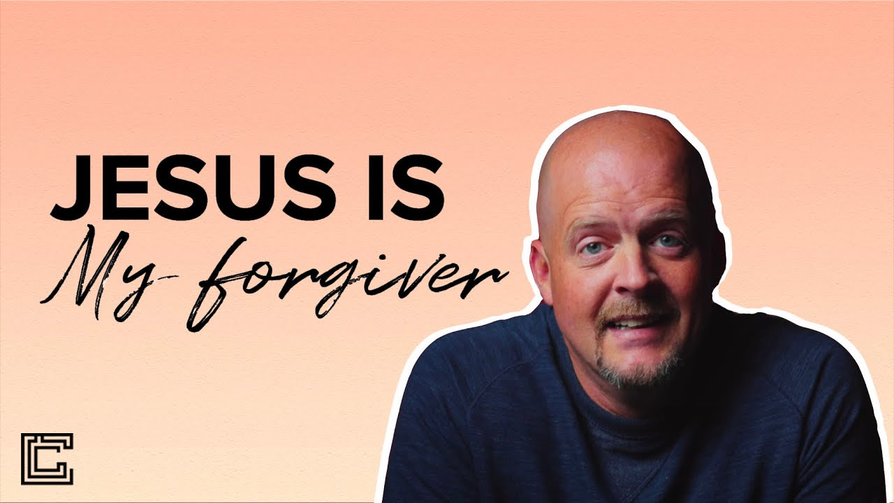 Jesus is MY FORGIVER. (Week 6) - Message Only