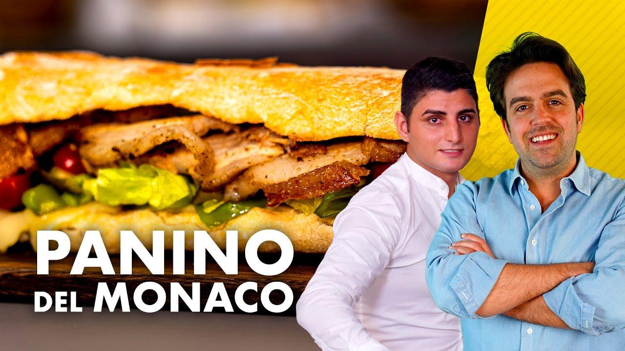 Panino del Monaco *INDESCRIVIBILE*