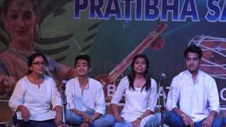 Classical Raag Performed By Students Jaipur Sangeet mahavidyalaya