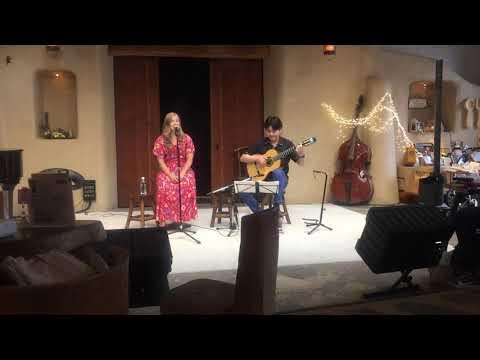 Val, Fumi & Urata @ Carden Hall (last show): Les eaux de mars
