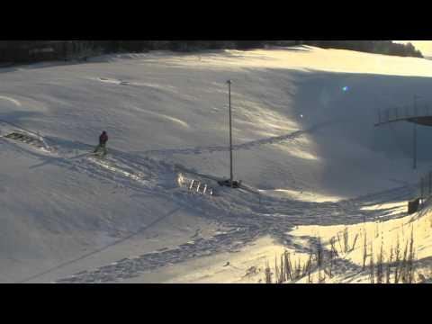 Viktor Franz - Snowboarding | Iceland