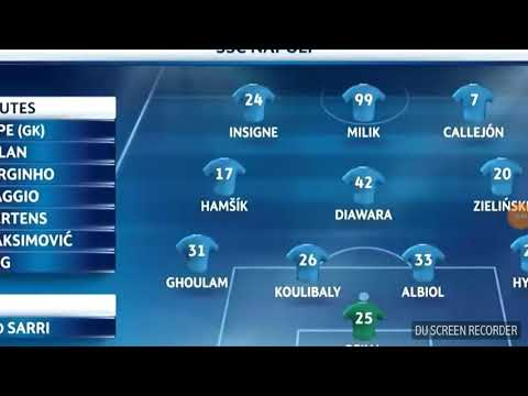 Shaktar vs Napoli 2-1 all goals and Highlights