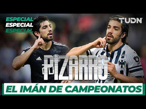 Rodolfo Pizarro, un jugador que donde se para, levanta títulos I TUDN