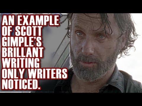 Season 8 Finale (Wrath) Shows Moments of Scott Gimple's Brilliance  | The Walking Dead