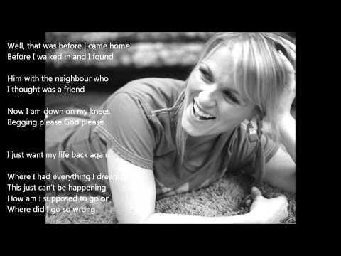 ♫ I Just Want My Life Back - Carolyn Dawn Johnson [♥ RULES]