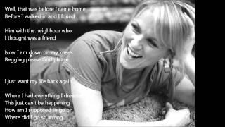 ♫ I Just Want My Life Back - Carolyn Dawn Johnson [♥ RULES] YouTube Videos