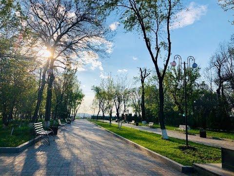 Park Komitas Yerevan, Armenia | Парк им. Комитаса Ереван Армения