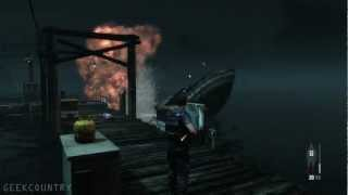 Max Payne 3 - rePLAY - A Boat Lost at Sea