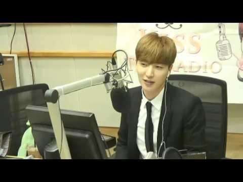 Watch super junior kiss the radio live