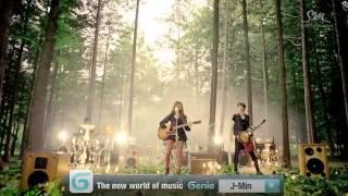 J Min 제이민 아름다운 그대에게 OST 일ì--´ë'˜Stand Up  Music Video