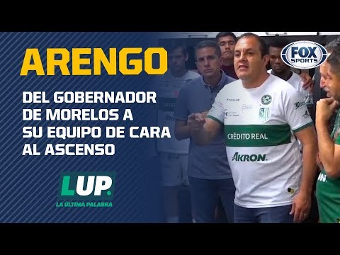 El discurso de Cuauhtémoc Blanco a los jugadores del Zacatepec previo a la semifinal de ida