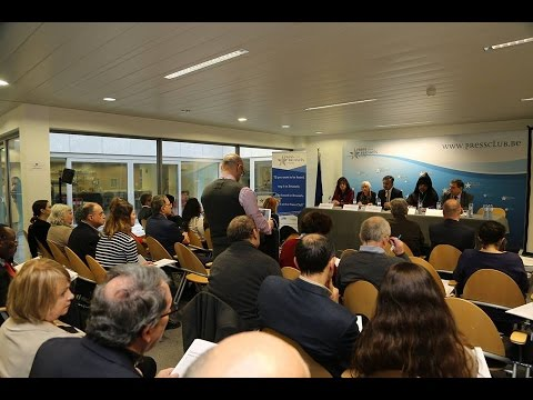 Press Conference on the case of the Armenian Catholicosate of the Holy See of Cilicia vs Turkey