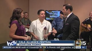Cala Alliance Hosts Phoenix Fest This Weekend