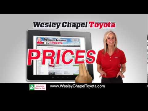 Wesley Chapel Toyota Jan 14 Youtube