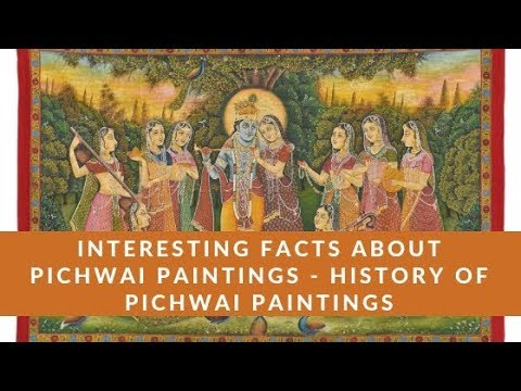 Interesting Facts About Pichwai Paintings - History of Pichwai Paintings