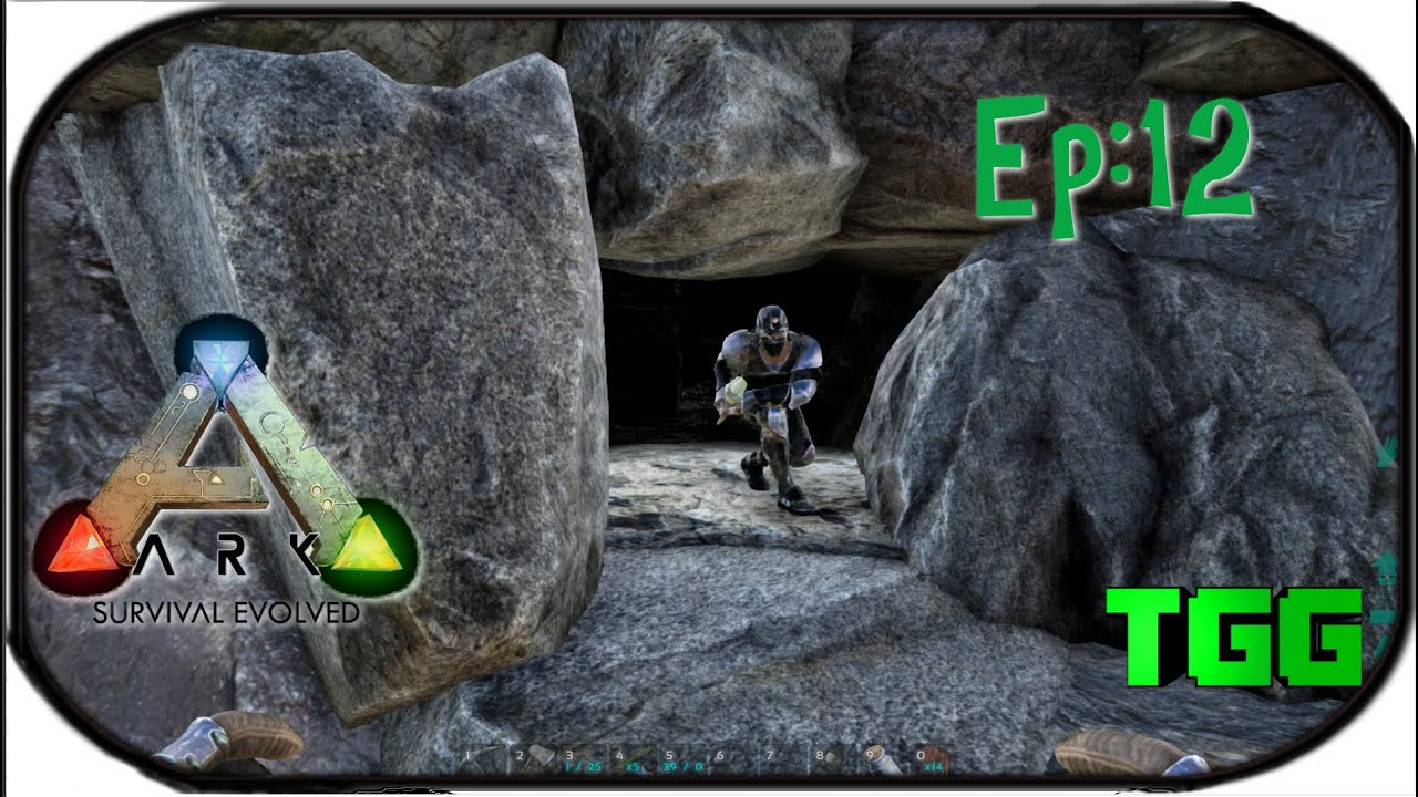 North east cave ark survival evolved patch