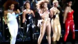 Beyoncé en Chile  Crazy in Love  I Am    Tour 2010