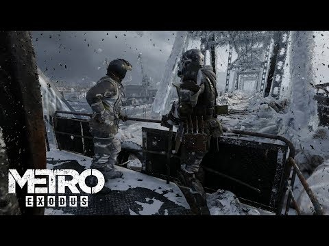Metro Exodus - Let's Play Part 19: Into Novosibirsk, Ranger Hardcore