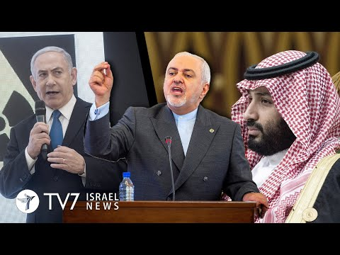 Israel Braces For An Iranian Attack; European Patience With Turkey Runs-out-TV7 Israel News 04.12.20