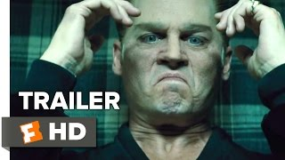 Black Mass TRAILER 3 (2015) - Johnny Depp Gangster Movie HD