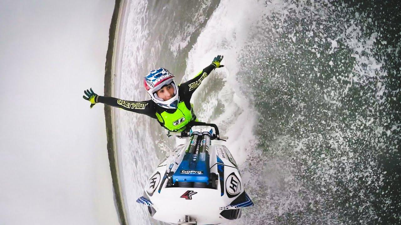 GoPro: Jet Ski Motosurf with Mark Gomez - YouTube