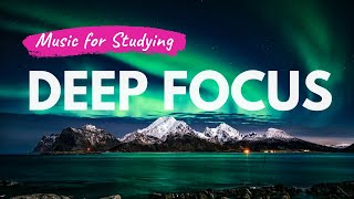 Ambient Study Music To Concentrate - Music for Studying, Conce…