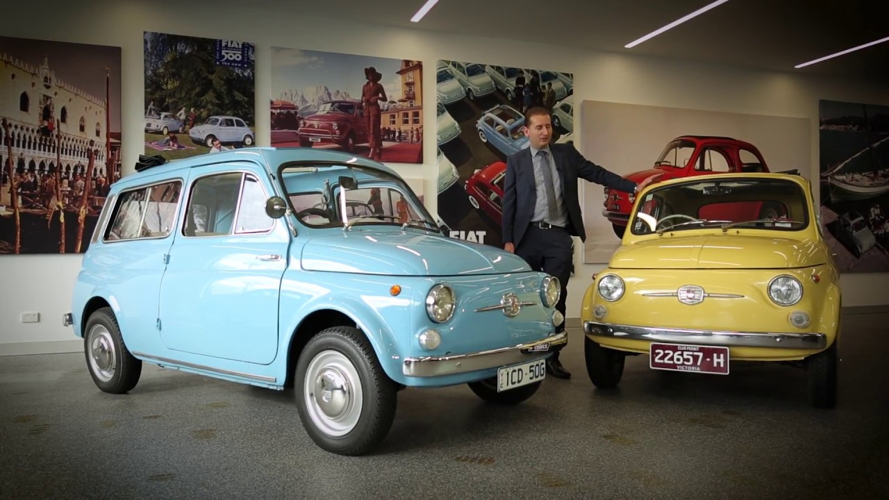 Zagame Fiat celete the history of this iconic Italian marque ...