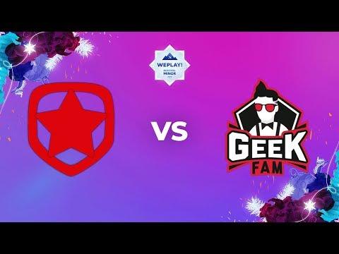 Gambit Esports vs Geek Fam vod