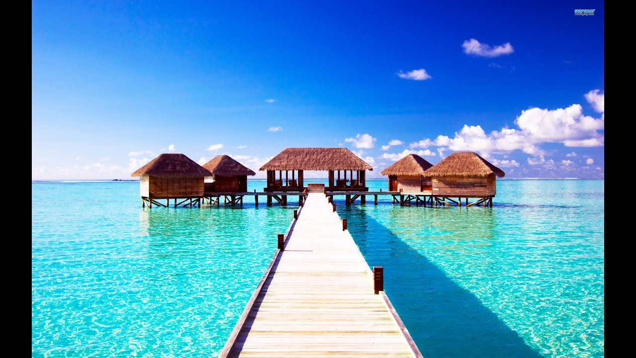 A Trip To Paradise, Maldives Holiday - YouTube
