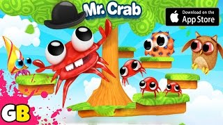 Mr. Crab (By Illusion Labs) iOS / Android Gameplay Video