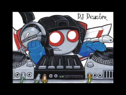 DJ Disaster -HipHop-Party Mix