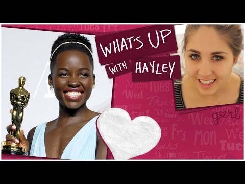 My Crush On Lupita Nyong'o - What's Up With Hayley