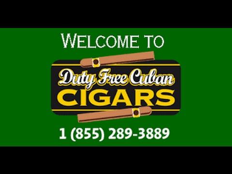 CUBAN CIGARS & Reviews On Duty Free Cohiba,Montecristo,Partagas,Bolivar,Romeo Y Julieta Cuban Cigars