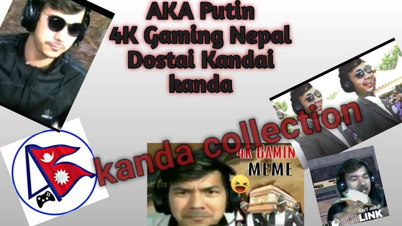 Huge Collections Of Mobile: 4k Gaming Nepal Kanda Collection