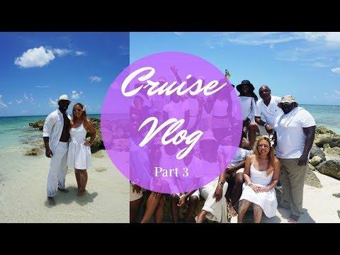 Cruise Vlog Part 3 - Good bye Bahamas!