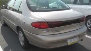 1998 Ford Escort SE Review
