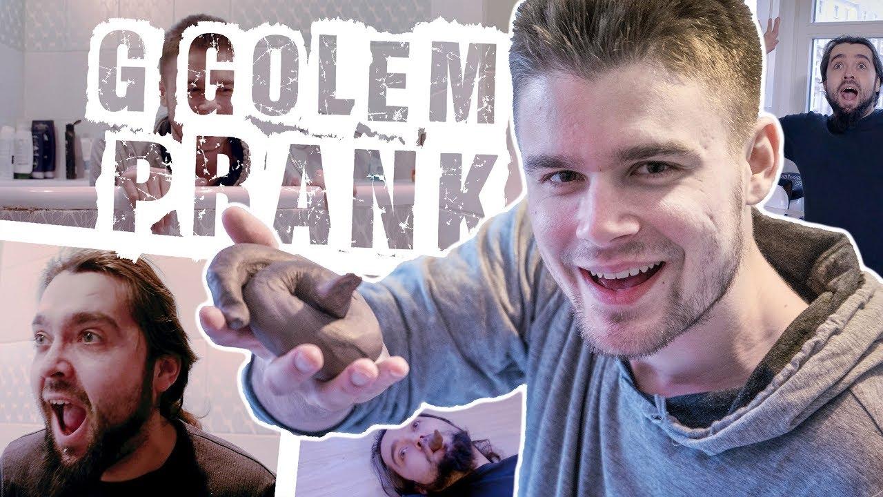 G-GOLEM PRANK