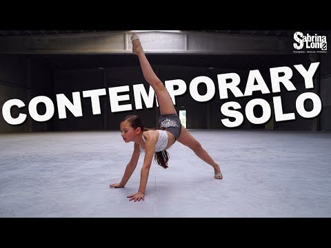 SOLO Mila  Médaille d'or Concours International  Choreo Sabrina Lonis  amazing kids dancing